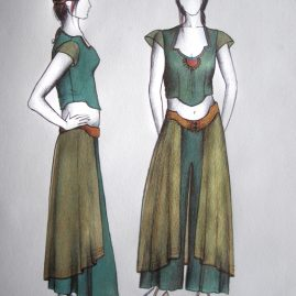 Costume Orientale 3