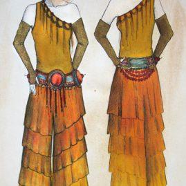 Costume Orientale 2