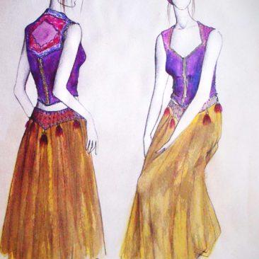Costume Orientale 5