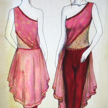 Costume Orientale 4