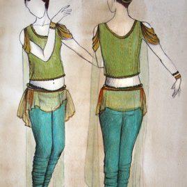 Costume Orientale 1