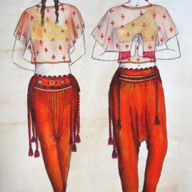Costume Orientale 7